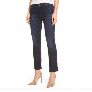 Hudson Tilda Ankle Cigarette Jeans Raw Hem